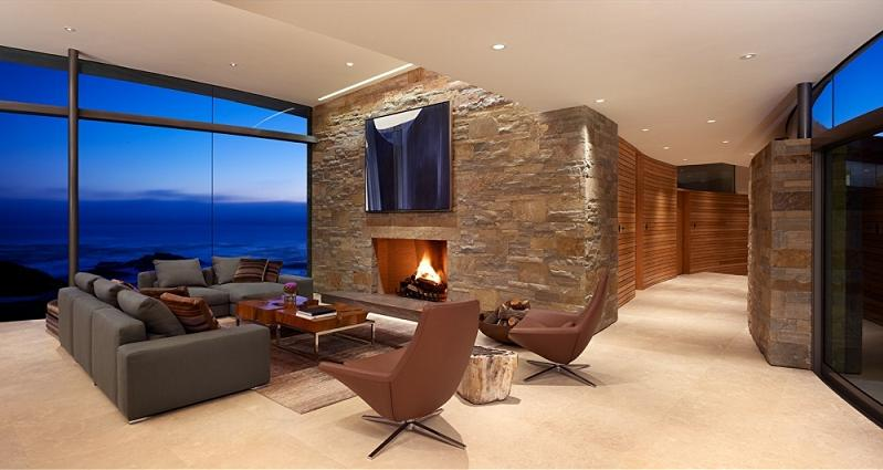 otter cove house by Fulcrum