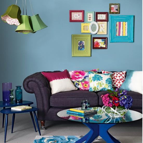 blue boho living room 18 boho chic living room decorating ideas