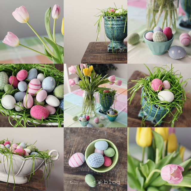 easy easter decorating idea