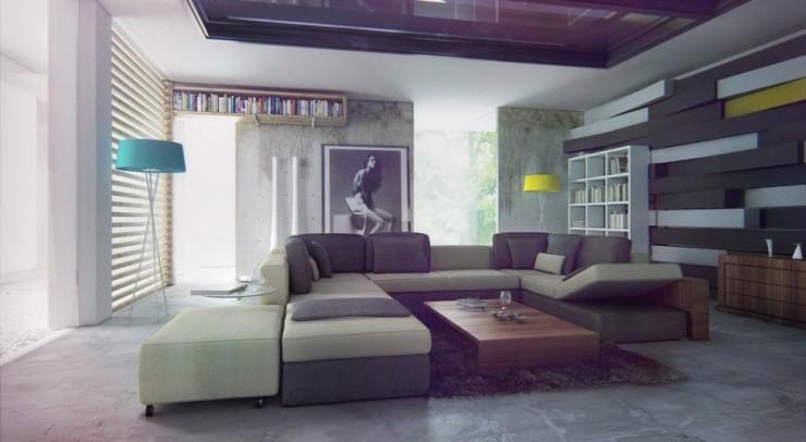 fabulous grey tones living room design ideas