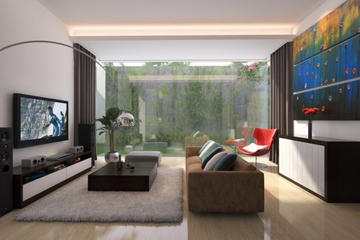 minimalist living room 24 ideas