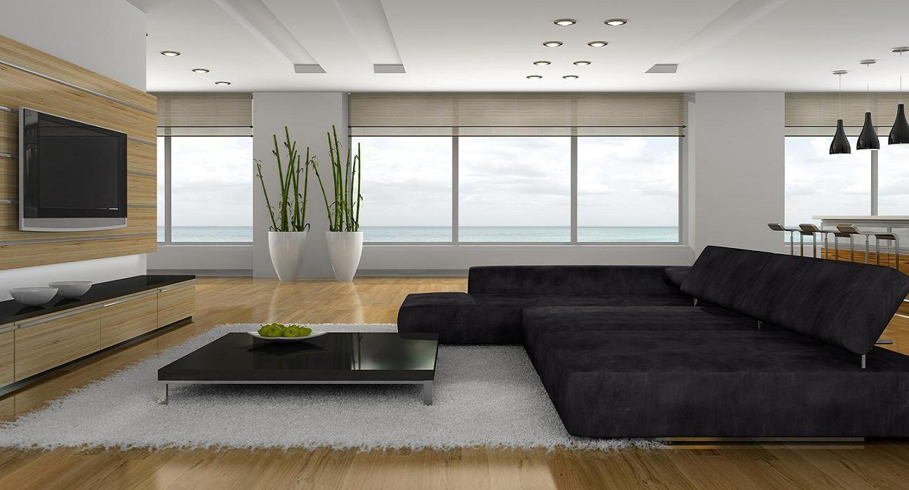 Minimalism: 34 Great Living Room Designs - Decoholic