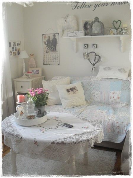 shabby chic living room 19 ideas