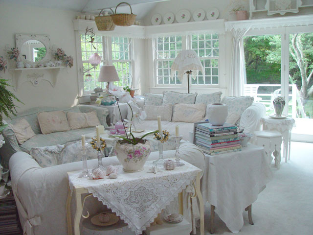 shabby chic living room 32 ideas