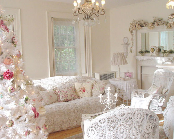 shabby chic vintage living room 36 ideas