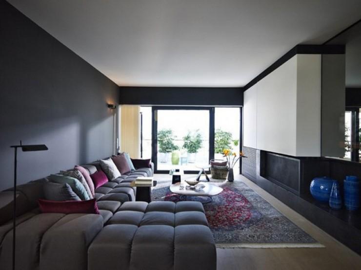 gray living room 41 designs