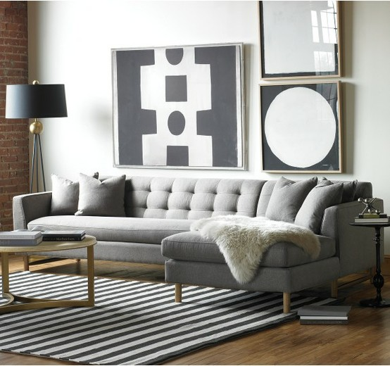 gray living room 52 designs