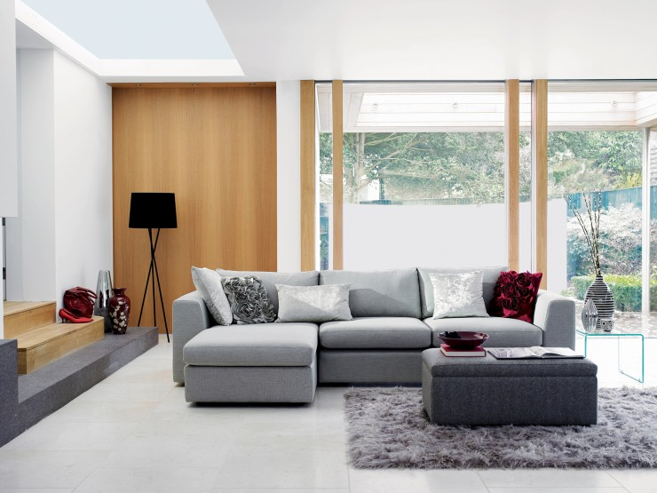 gray living room 55 designs