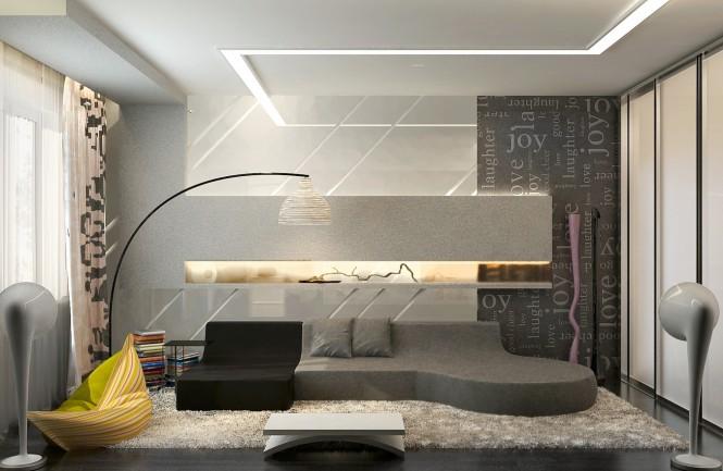 gray living room 57 designs