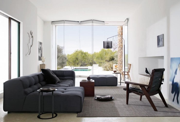 gray living room 63 designs