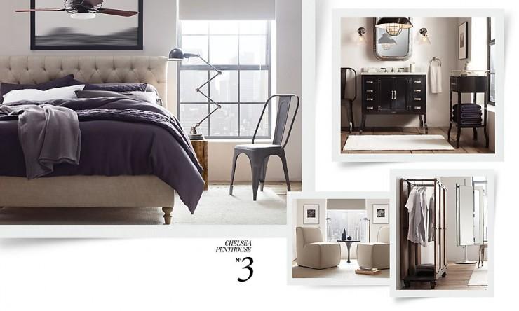 industrial bedroom design 23