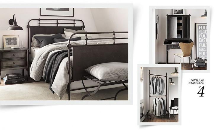 industrial bedroom design 24