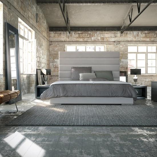 industrial bedroom 8