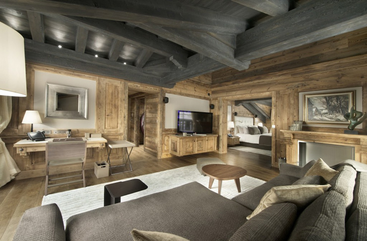 Luxury Chalet Edelweiss 1850 in France6