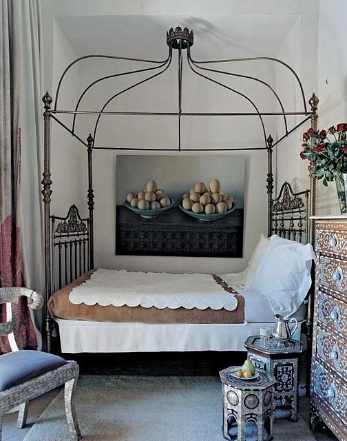 Moroccan Bedroom 22 Decorating Ideas