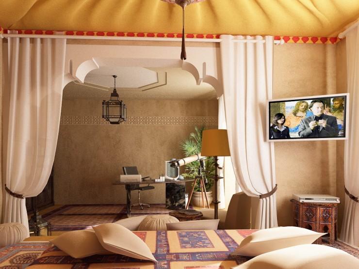 Moroccan Bedroom 3 Decorating Ideas
