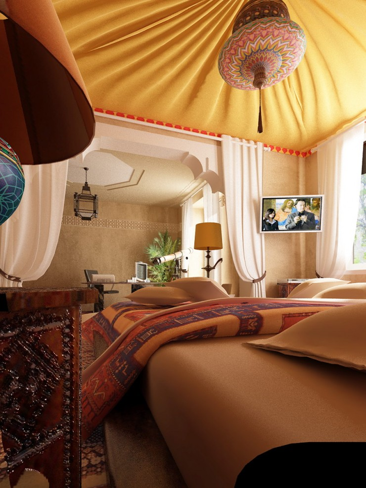 40 moroccan themed bedroom decorating ideas decoholic