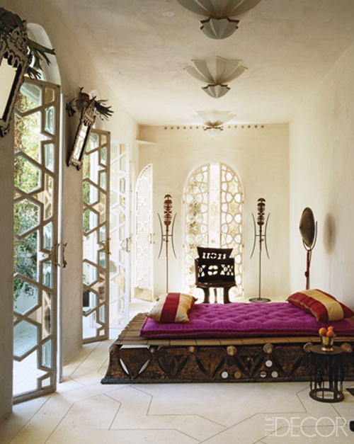 Moroccan Bedroom 8 Decorating Ideas