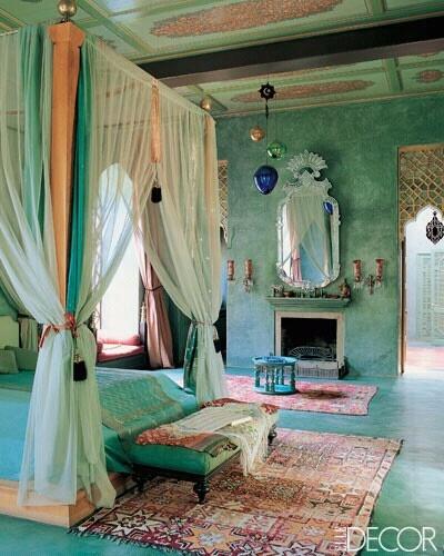 Moroccan Bedroom 9 Decorating Ideas