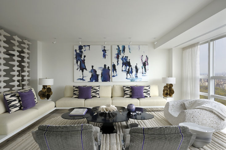 Ultra Modern Interior Design By Robert Couturier Decoholic