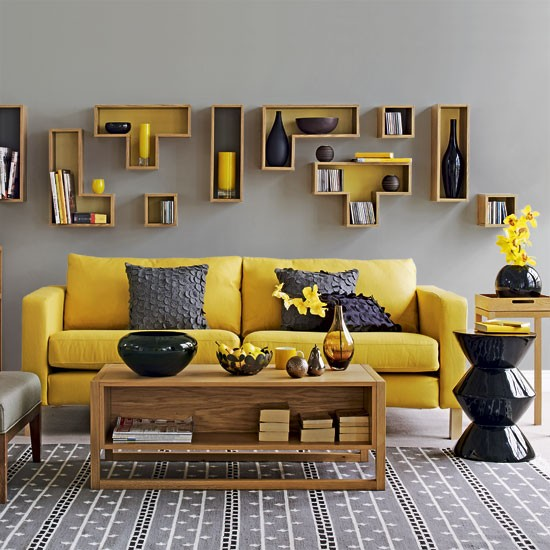 yellow and gray living room 23 designs