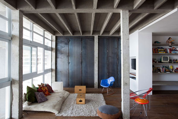 Copan Apartment by Felipe Hess and Renata Pedrosa 12