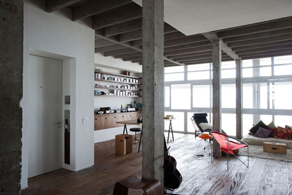 Copan Apartment by Felipe Hess and Renata Pedrosa 3
