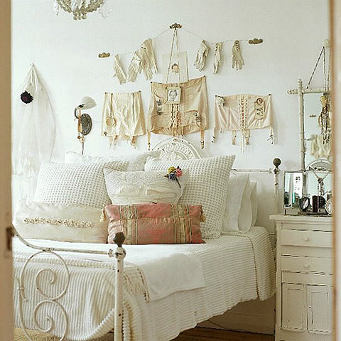 20 vintage bedrooms inspiring ideas decoholic for Retro dekoration
