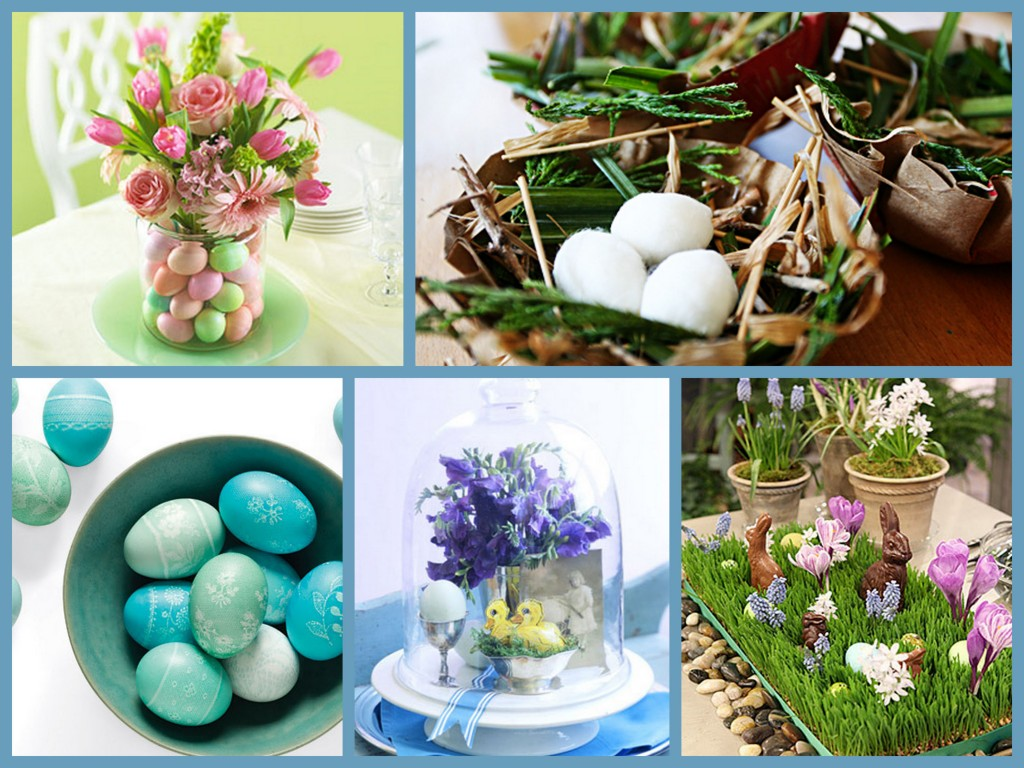 easter decorating ideas and 5 tips