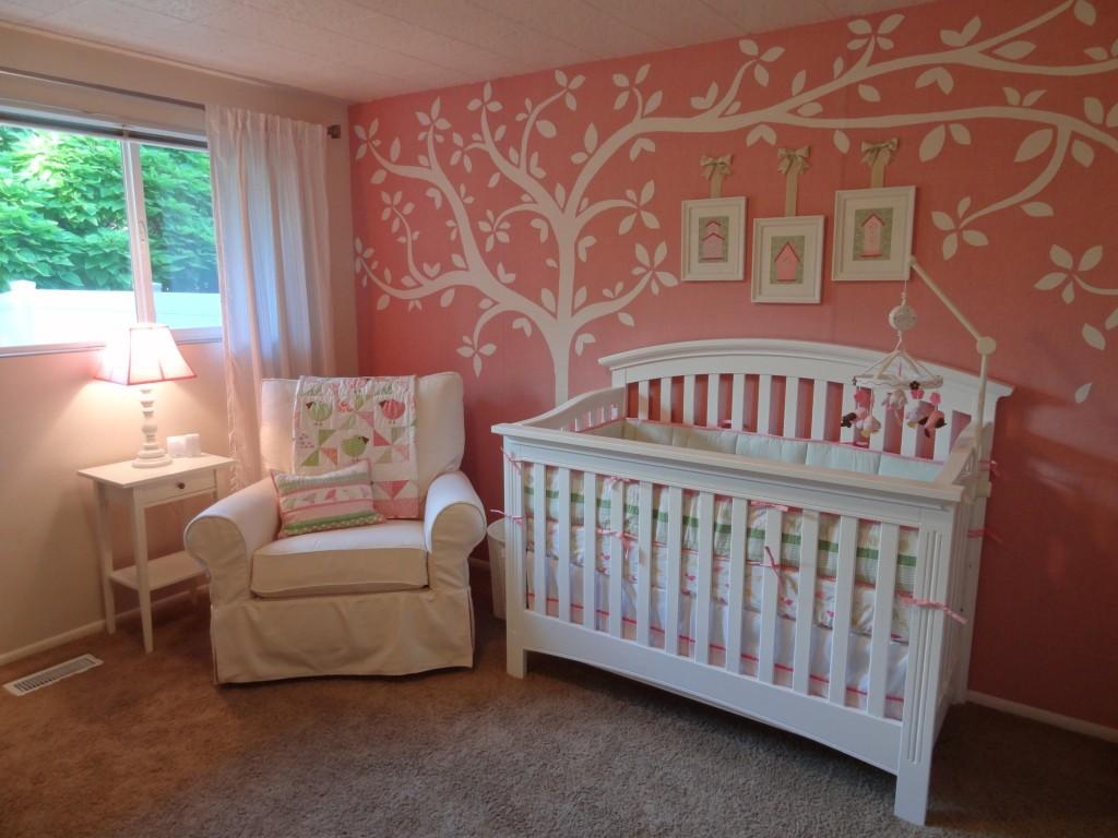 Girl Nurseries To Inspire Decoholic