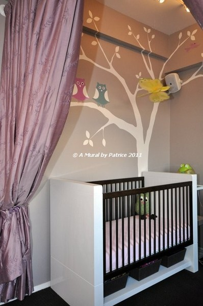 girls nursery rooms 6 ideas