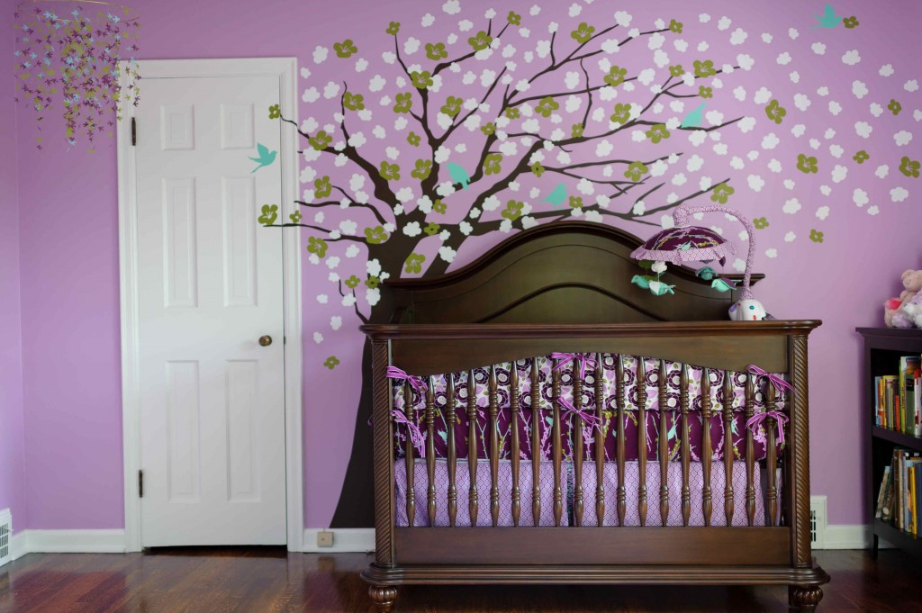 Girl nurseries to inspire decoholic Infant girl room ideas