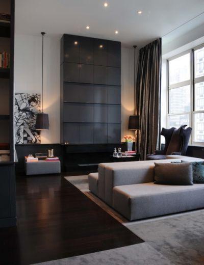 Luxurious Living Room Designs: Modern Luxury Living Rooms Ideas