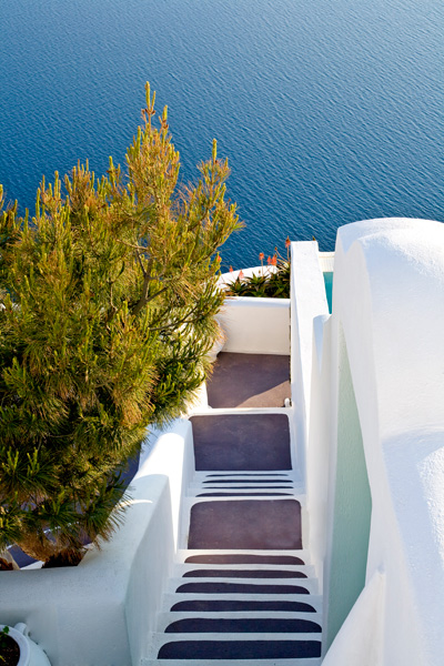 villa in greek island santorini 17