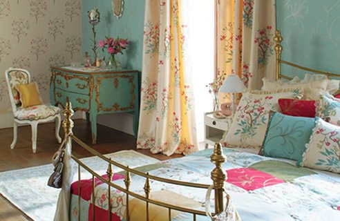20 Vintage Bedrooms Inspiring Ideas | Decoholic